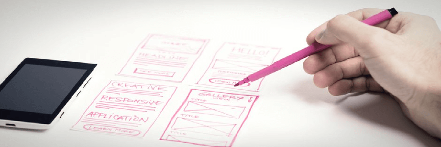How To Create A Wireframe For Your Mobile App